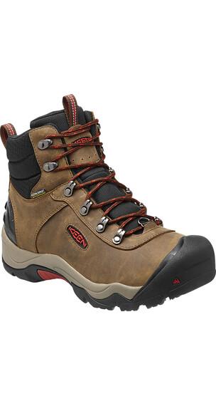 Keen Revel III Shoes Men Cascade Brown/Bossa Nova